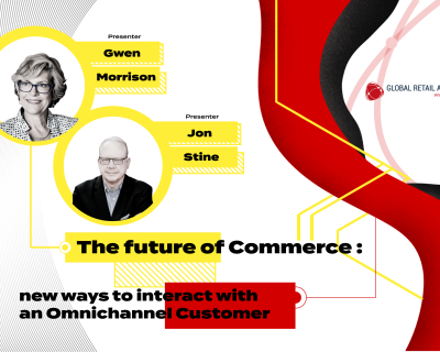 The Future of Commerce – Gwen Morrison & Jon Stine